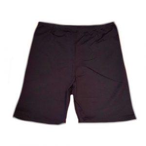 Black Spandex Shorts