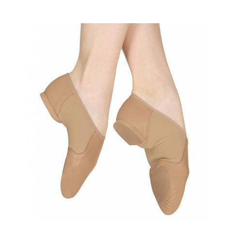 Bloch Neo-Flex slip-On Jazz Shoe