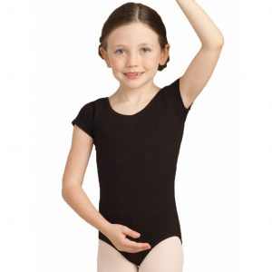 Capezio Child Short Sleeve Leotard