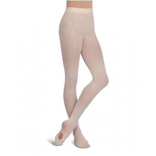 Capezio Pink Convertible Tights