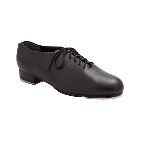 Childrens Black Capezio Tic Tap Top Tap Shoe