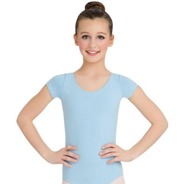 Little Blue Leotard